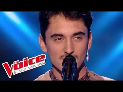 Jules Couturier - « Digital Love » (Daft Punk) | The Voice France 2017 | Blind Audition