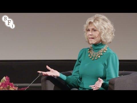 In conversation with... Jane Fonda | BFI Comedy Genius