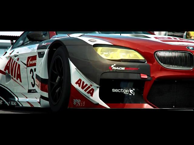 AVIA BMW M6 GT3 bei Raceroom