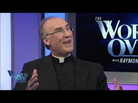 World Over – 2018-12-06 – 'Celebrating a Merry Catholic Christmas' with Raymond Arroyo