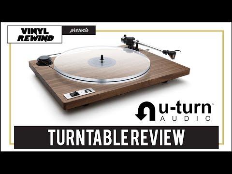 U Turn Orbit Turntable