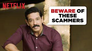 Jhol Ka Khol with Annup Sonii | Jamtara | Netflix India