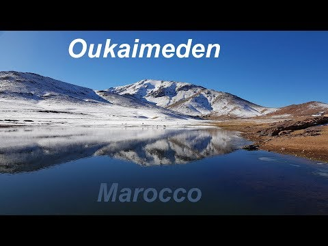 Oukaimeden (Marocco) Foto