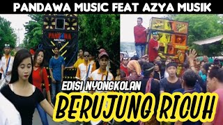 PERTEMUAN PANDAWA MUSIC DENGAN AZYA MUSIK BERUJUNG R!CUH