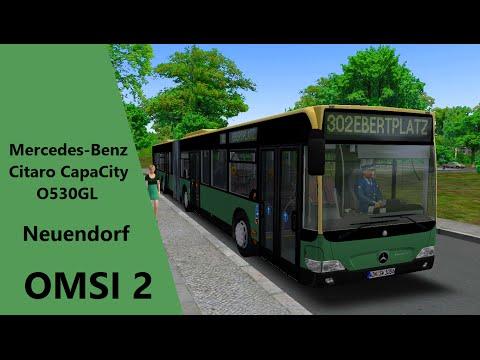 OMSI 2 - Neuendorf - Mercedes Citaro CapaCity (Facelift - O530GL) |