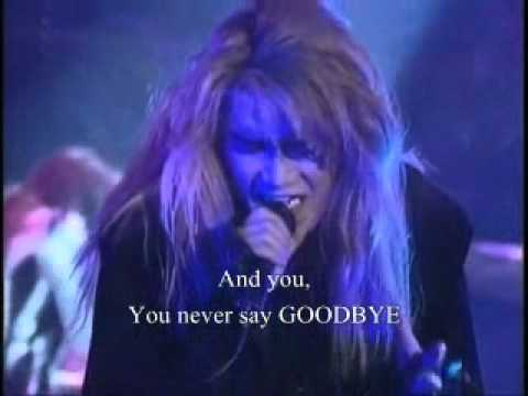 X Japan   Tears with Lyrics