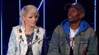 Sister Bliss and Maxi Jazz talk about the track