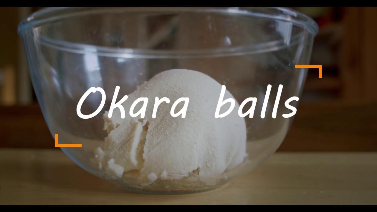 Okara Balls