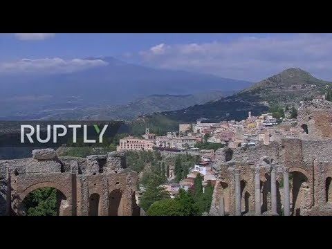 LIVE: G7 summit in Taormina: day 2
