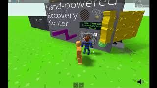 Amazing BFDI HPRC Game in Roblox