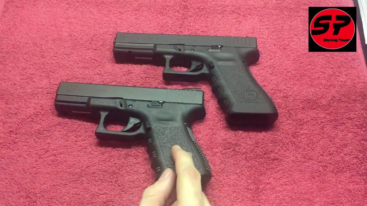 Pistola glock 17 y 19 cual es mejor youtube - Cual es la mejor freidora ...