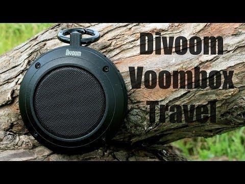 Divoom Voombox Travel Обзор Акустики