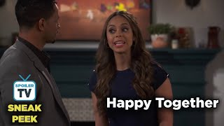 """Happy Together 1x11 Sneak Peek """"A Claire-Free Lifestyle"""""""