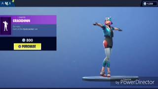 Fortnite emote- répression, mais son inversé