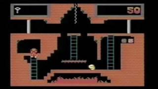 Atari 800 XL - Montezuma