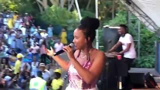 Sun-EL Musician x Simmy -Kirstenbosch National Botanical Gardens  Set