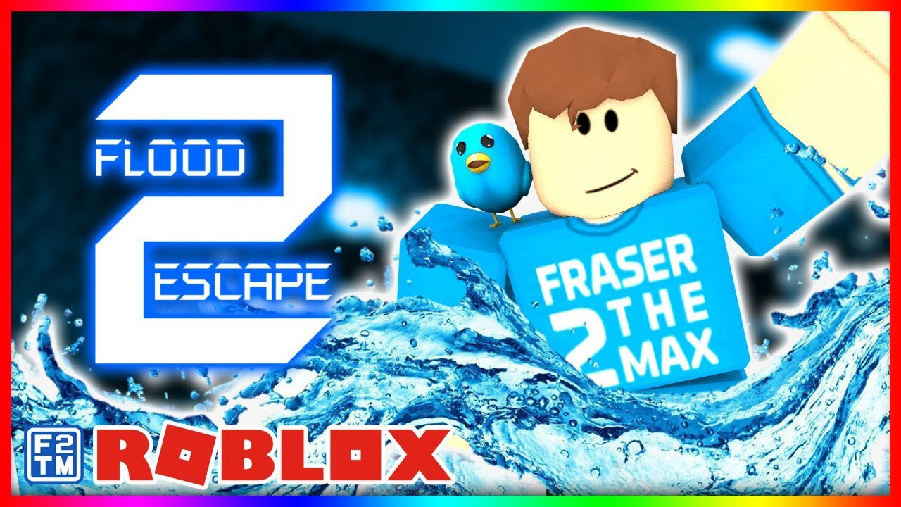 A Most Miserable Demise In Roblox Flood Escape 2 Youtube