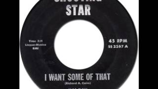 KAI-RAY - I Want Some Of That [Shooting Star 2267] 1961