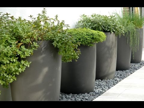 Stylish Garden Planters