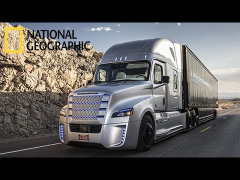 Megastructures Documentary - Trucks (NEW Documentary 2017)