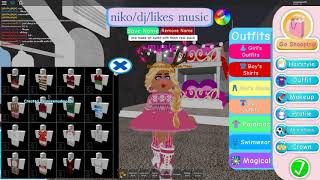 roblox royal high buying the new lace up doll boots