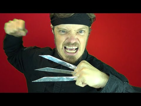 Automatic Wolverine Claws