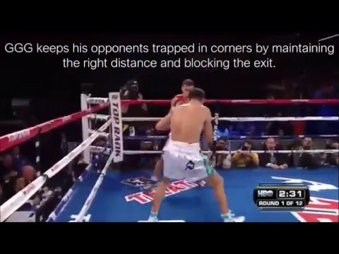 Golovkin and Matthysse - Cutting Off the Ring