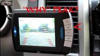 peak backup camera install why toyota tundra 4x4 part two robs custom creations