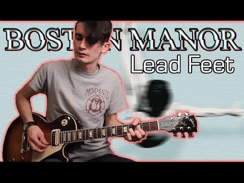 Boston Manor - Lead Feet (Guitar & Bass Cover w/ Tabs)