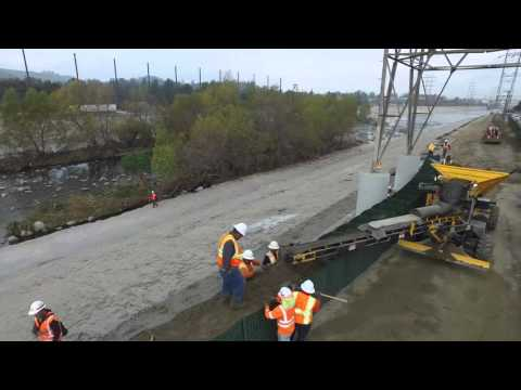 LA River Flood Control Project