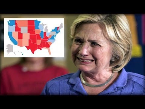 THE POLLS ARE IN! HILLARY CLINTON IS GONNA CRY WHEN SHE SEES THIS…