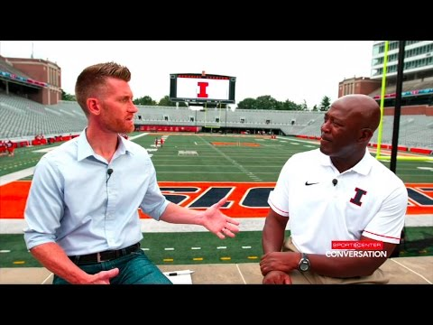 Lovie Smith ESPN SportsCenter Conversation | Aug. 27, 2016