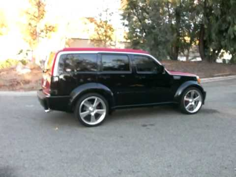 Dodge Nitro W Cgs Performance Exhaust Youtube