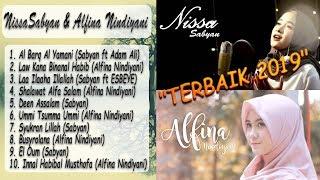 """Gambar cover Nissa Sabyan dan Alfina Nindiyani """"Gambus dan sholawat"""""""