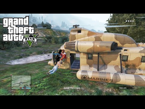 "GTA 5 Online Mission: American Exports - The ""Impossible"" Mission"