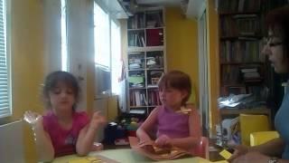 Раннее развитие. Занятие с детьми 4-5 -лет. August 5, 2016