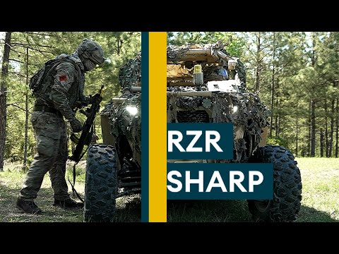 EX RATTLESNAKE | UK Troops Get Rare Access To Special Forces RZR Vehicles