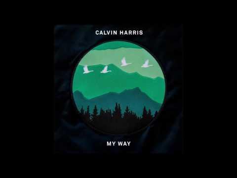 Calvin Harris - My Way (Acapella)