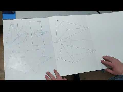 Развёртка призмы и пирамиды