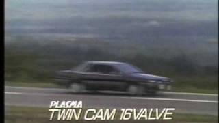 1986 Nissan Langley Ad