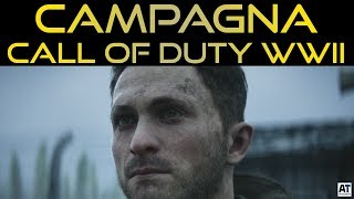 TRAILER STORIA CAMPAGNA CALL OF DUTY WWII [WW2 GAMEPLAY ITA]