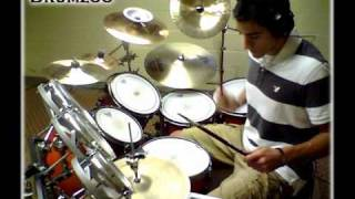 """Like A G6""- Far East Movement -*DRUM COVER* / Remix ft. Cataracs & Dev (Black Eyed Peas)"