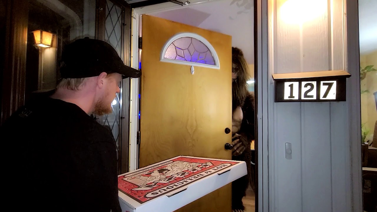 Bigfoot Pizza