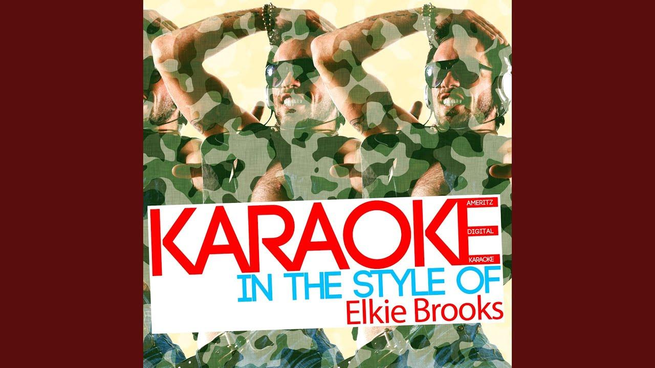 lilac wine karaoke version youtube