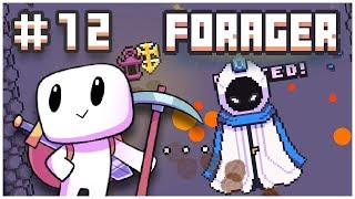 MROŹNY BOSS! - Forager #12