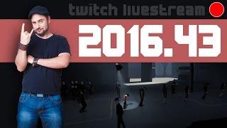 Let's Play Livestream 2016 #43 - HellYeah, Inside