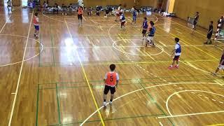 大阪市立大学ハンドボール(vs愛媛大学A②)20170716