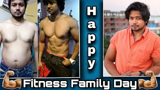 Praveens Fitness Family Day | Proud of all Weight Loss Transformations