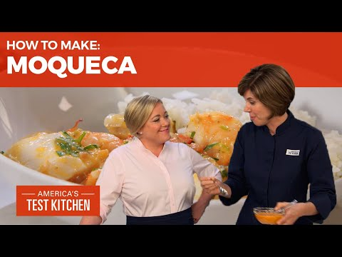 How To Make Moqueca (Brazilian Shrimp And Fish Stew)