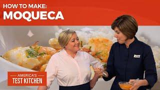 How to Make Moqueca (Brazilian Shrimp and Fish Stew)
